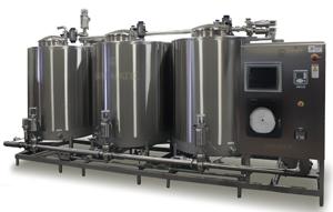 3-tank CIP System