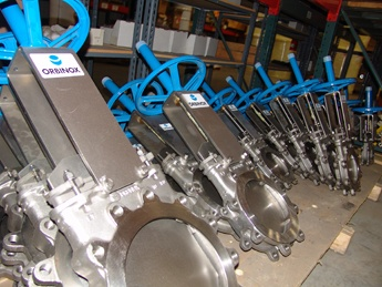 Gate Valves And Knife Gate Valves: Isn't One Just Sharper?