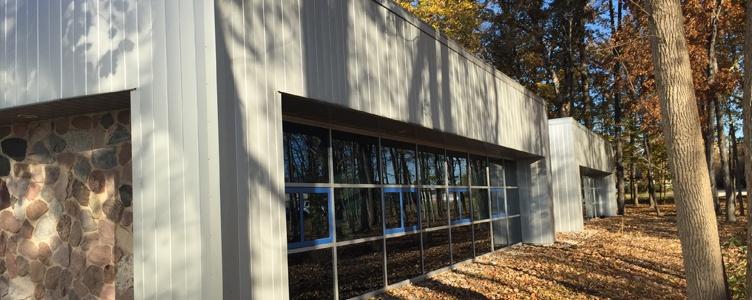 Crane Engineering Headquarters