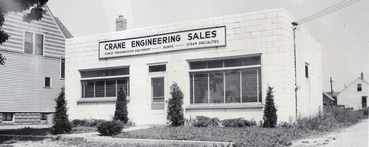 Crane Engineering Wisconsin Avenue Office