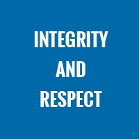 Integrity and Respect