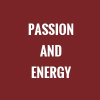 Passion and Energy