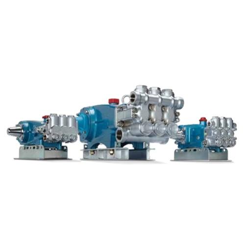 Cat Pumps High Temperature and Run Dry Pumps