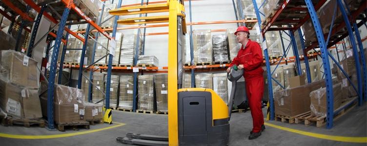 5S Lean Manufacturing Floor Markings