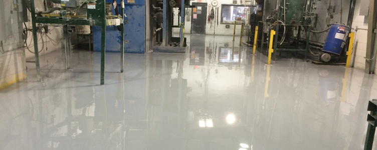 Industrial Floor Coating