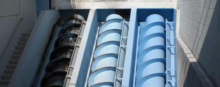 Wastewater Screw Pumps