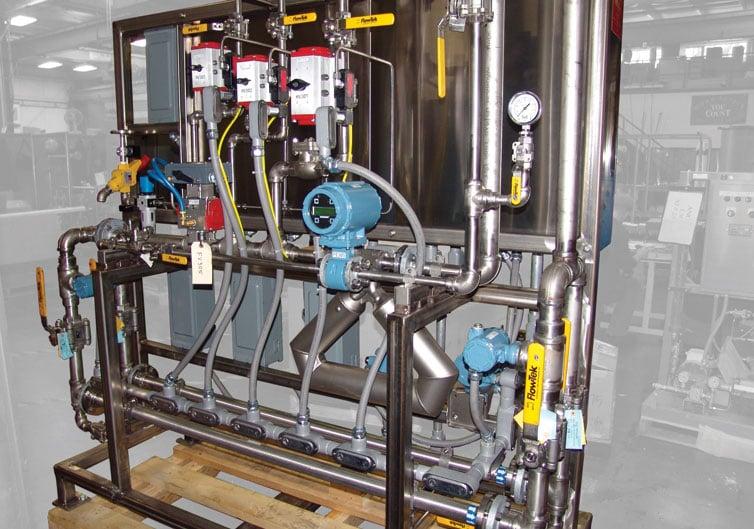 Chemical Blending System