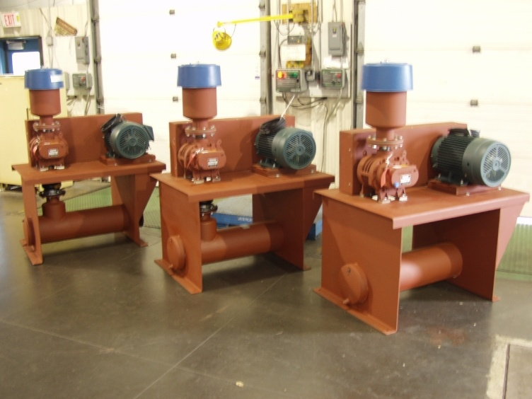 Blower Package Skid System