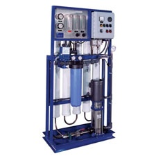 Xylem Water Equipment Technologies MS Series Reverse Osmosis Systems