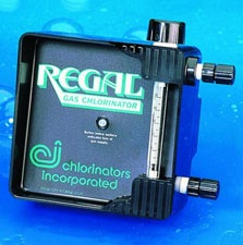 Regal Gas Chlorinator