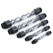 Koflo Clear PVC Static Mixer