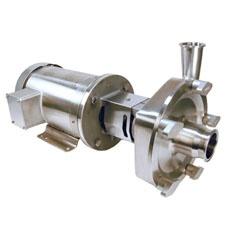 Ampco Sanitary Pump LC/LF/LD/LM Series