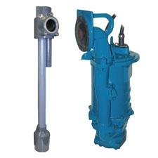 Barnes EcoTRAN Grinder Pump System