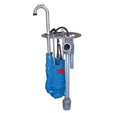 Barnes Replacement Core Units Grinder Pump