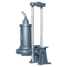 Cornell Submersible Sewage Pump