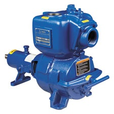 Gorman Rupp Self-Priming 10 Series Pump
