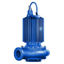 Gorman Rupp SF Series Infinity Submersible Sewage Pump