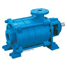 Goulds 3316 Two-Stage Horizontal Split Case Pump