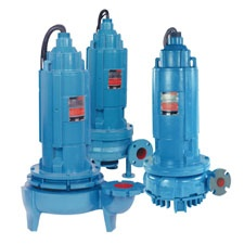 Goulds JCU Submersible Slurry Pump