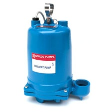 Goulds Water Technology 3885 WE Series Submersible Sewage Pumps
