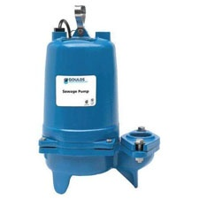 Goulds Water Technology 3886/3887 WS Series Submersible Sewage Pumps