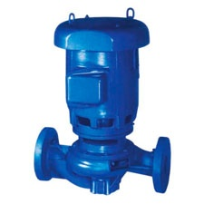 Goulds Water Technology A-C Series 1500 Vertical Inline Pump
