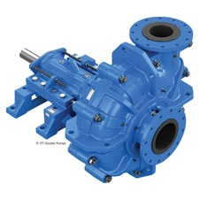 Goulds XHD Extra Heavy Duty Lined Slurry Pump