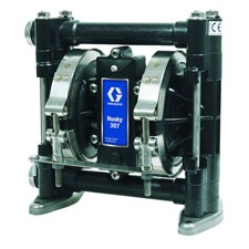 Graco Husky 307 Air-Operated Double Diaphragm Pump