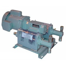 Helwig Pumps V-10 Duplex Piston Pump