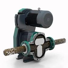 Netzsch Tornado T2 Rotary Lobe Pump