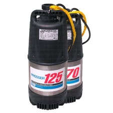 Prosser Portable Electric Submersible Dewatering Pump