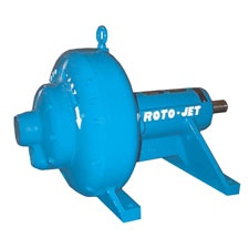 Roto-Jet 2100 High Pressure Pump