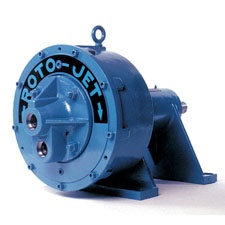 Roto-Jet Model RG High Pressure Pump