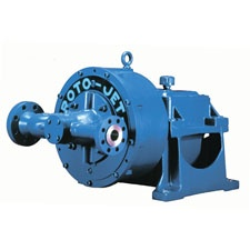 Roto-Jet Model RO High Pressure Pump