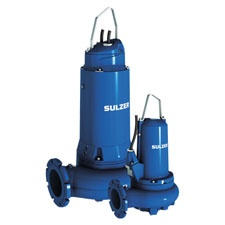 Sulzer-ABS EffeX Range Submersible Sewage Pump