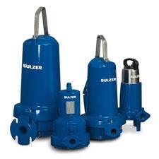 Sulzer-ABS Piranha Sewage Grinder Pump