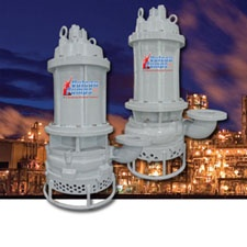 Vulcan Volt Series Submersible Slurry Pumps