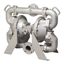 Warren Rupp Heavy Duty Flap Air-Operated Diaphragm Pump