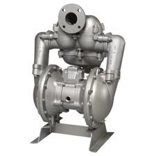 Warren Rupp Heavy Duty Metallic Ball Pump