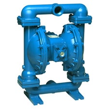 Warren Rupp Standard Duty Metallic Air-Operated Diaphragm Pump