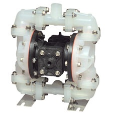 Warren Rupp Standard Duty Non-Metallic Air-Operated Diaphragm Pump