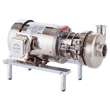 Waukesha Cherry-Burrell C Series Close Coupled Pump