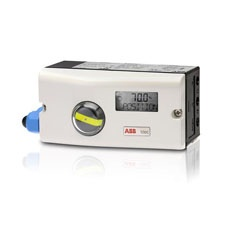 ABB Electro Pneumatic Valve Positioner - TZIDC