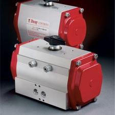 Flow Tek Rack & Pinion Pneumatic Actuator - Series 92/93