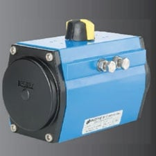Rotex Rack & Pinion Valve Actuator - ECV Series