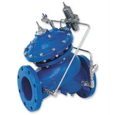 Bermad Pressure Reducing Control Valve