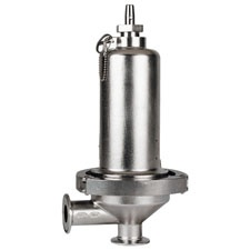Cashco Pressure Reducing Regulator C-PRV
