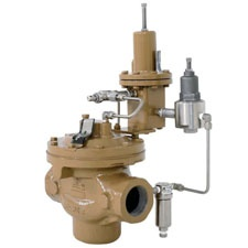 Cashco Pressure Reducing Regulator PGR1