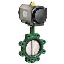 Center Line® Resilient Seated Butterfly Valve