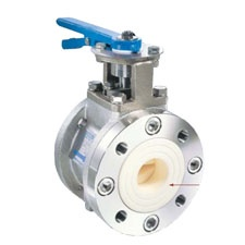 Fujikin Ceramic Ball Valve